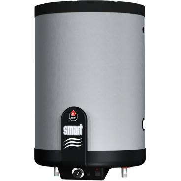 Бойлер косвенного нагрева ACV Smart Line SLEW (100 л.) (23 кВт) настенный, нерж. сталь, ТЭН 2,2 кВт