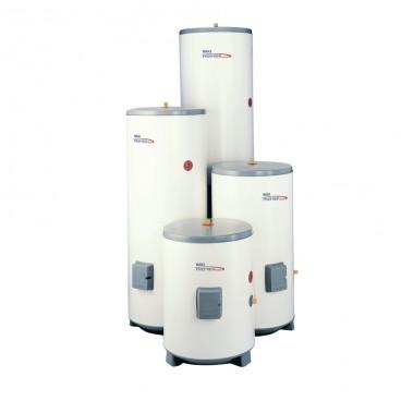 Бойлер Baxi PREMIER Plus (100 л) (30 кВт) напольно/настенный, нерж. сталь