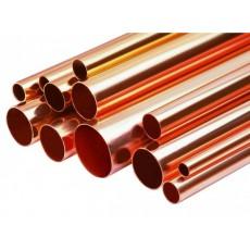 Медь: трубы и фитинги