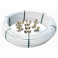 Металлопластик: трубы и фитинги