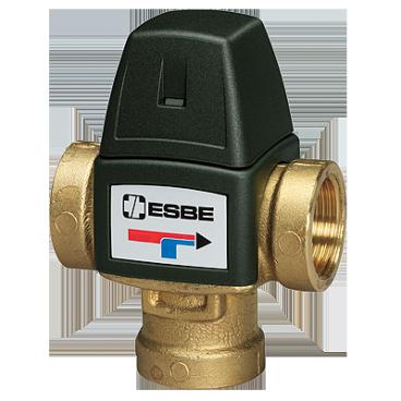 """ESBE VTA 321 35-60°C Rp 3/4"""" KVS 1,6 Клапан термостатический смесительный, Швеция"""
