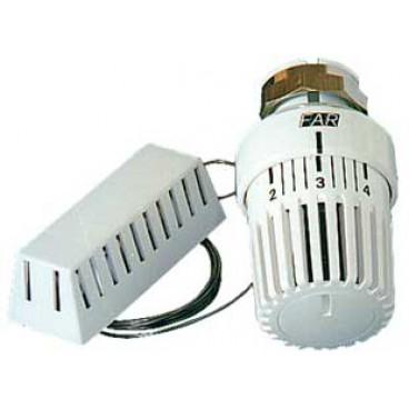 Головка термостатическая FAR 1810 с выносным термодатчиком