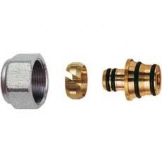 Концовка для металлопластиковых труб FAR 6055 16х2,0хМ24х19