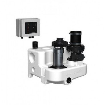 Канализационная насосная установка Grundfos Multilift MSS.11.3.2 (4м, без обратного клапана)
