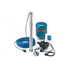 Скважинный насос Grundfos SQE 3-105 комплект