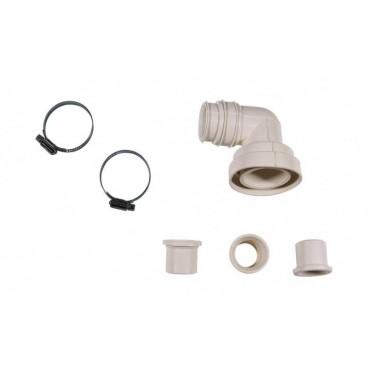 Выходной патрубок WC1, 3, C, CWC-3 Kit, Rubber parts