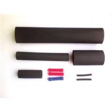 Комплект термоусадочных трубок с гильзами