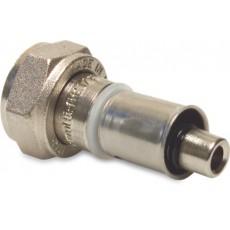 MULTI-FIT® Соденинение 16х2,0х1/2 с накидной гайкой