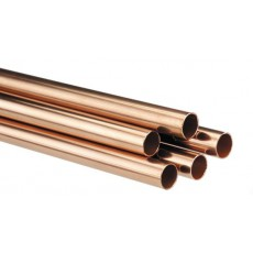 KME 15 х1,0 мм труба медная неотожженная
