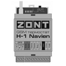 GSM термостат ZONT H-1 (для Navien) (DIN)