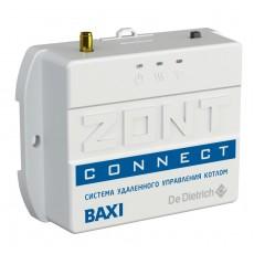 GSM термостат ZONT Connect (Baxi, De Dietrich)