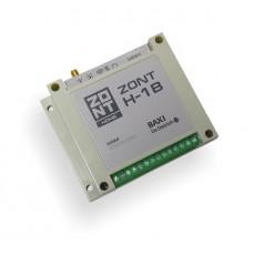 GSM термостат ZONT H-1B с OpenTherm (для Baxi и DeDitrich)(DIN)