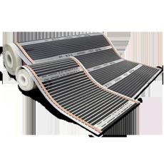 Пленочный теплый пол Q-TERM 0,5 м 220 Вт/м2