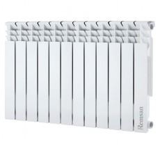 Алюминиевый радиатор Remsan Master 500/80 12 секций