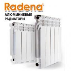 Алюминиевый радиатор Radena 350/80 10 секций