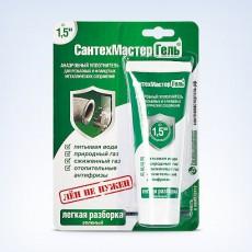 Сантехмастер гель зелёный 60г