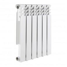 Алюминиевый радиатор Rommer Optima 500/80 10 секций