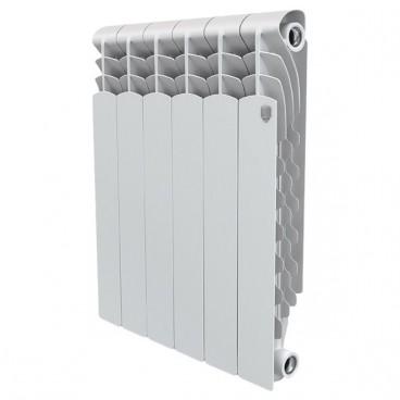 Алюминиевый радиатор Royal Thermo Revolution 500/80 6 секций