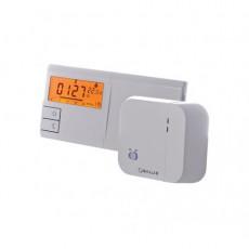 Терморегулятор SALUS Controls 091 FL RF Беспроводной, электронный, программируемый