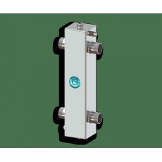 """Север-100 (Aisi) Гидравлический разделитель 100 кВт 1 1/2""""х1 1/2"""""""