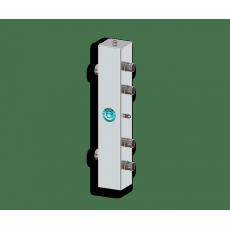 """Север-100К2 (Aisi) Гидравлический разделитель 100 кВт 1 1/2""""х1 1/4""""*2"""