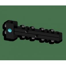 """Север-Т4 Гидравлический разделитель модульный, 50 кВт, м/о 125мм, 1 1/4""""х1""""*4"""