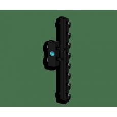 """Север-V4 Гидравлический разделитель модульный, 70 кВт, м/о 125мм, 1 1/4""""х1""""*4"""