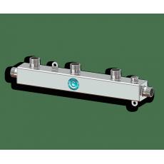 """Север К3 (Aisi) Коллектор 1""""х1""""*3 м/о 150мм 70 кВт"""