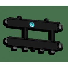 """Север-KUG Каскадный узел горизонтального типа 70 кВт, 1 1/4""""х1""""*3"""