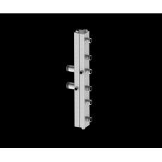 """Север КV3 Коллектор модульный 1 1/4""""х1""""*3 м/о 125мм 70 кВт"""