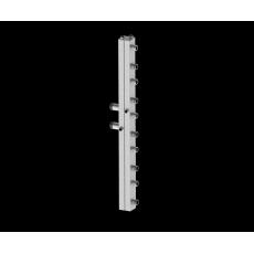 """Север КV5 Коллектор модульный 1 1/4""""х1""""*5 м/о 125мм 70 кВт"""
