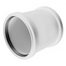 Муфта 110 непроходная(соединительная) Sinikon Comfort Plus (белая)
