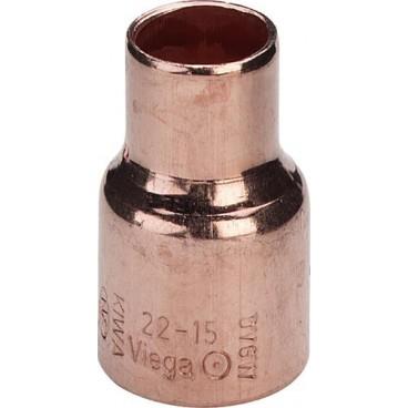 (95240) 35-22 мм Муфта переходная 2-раструбная медь пайка Viega, Германия