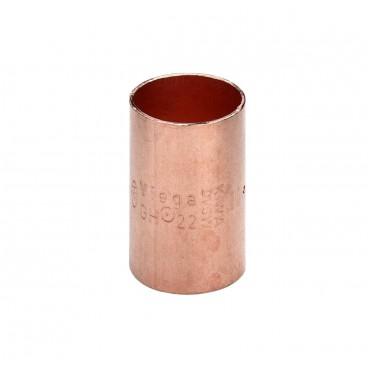(95270) 35 мм Муфта 2-раструбная медь пайка Viega, Германия