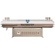"Стерилизатор WATERSTRY UVLite 24GPM 1"" 110W"
