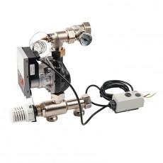Смесительный модуль Watts ISOMIX-F , с термоголовкой, DN25 (до 15кВт)
